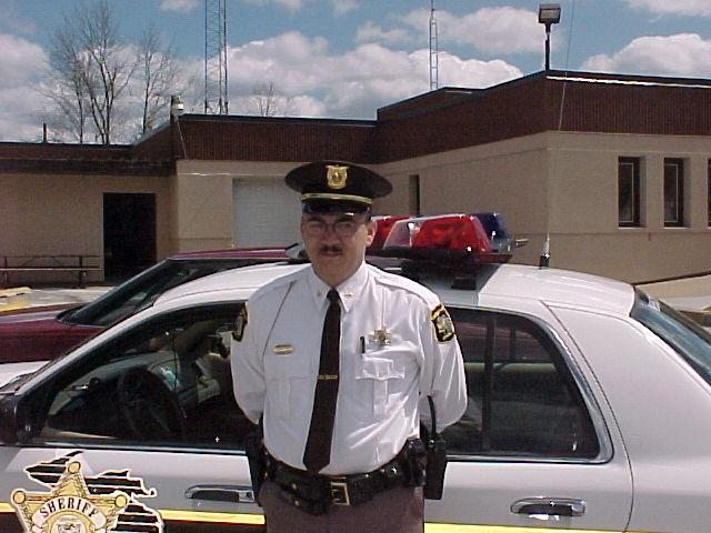 Crawford County Michigan Sheriff